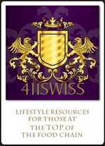 411SWISS.com - Lifestyle resources for those at the TOP of the food chain