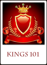 KINGS 101 - Lionizing men of power and influence